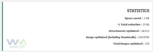 بهینه سازی و کاهش حجم تصاویر در وردپرس