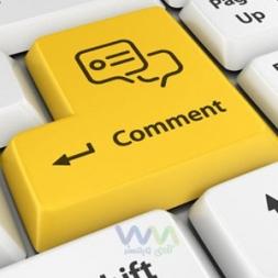 غیرفعال سازی لینک ها در نظرات وردپرس