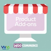 افزونه Woocommerce Product Add-ons