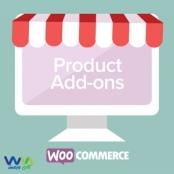 افزونه Woocommerce Product Add-ons